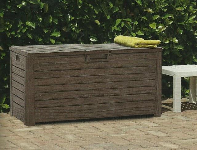 10cdd6a78 ALDO zahradní úložný box na polstry a nářadí Florida - KUTILHAUS CZ