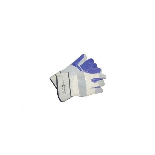 rukavice MAGIE tkanina/hovězí štípenka