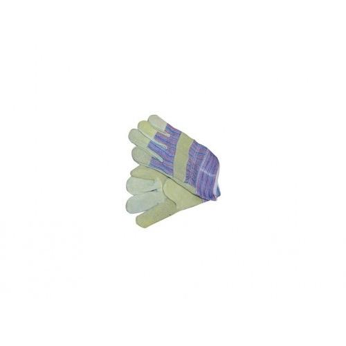 rukavice TERNO tkanina/žlutá štípenka