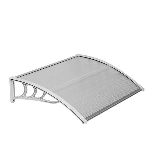 ALDOTRADE Dveřní vchodová stříška Standart 100x150 cm