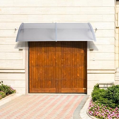 ALDOTRADE Dveřní vchodová stříška Standart 100x200 cm