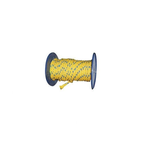 lano PPV bez duše 12mm barevné pletené (100m)