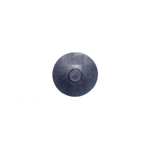 kotouč pryžový 124mm  K7/180