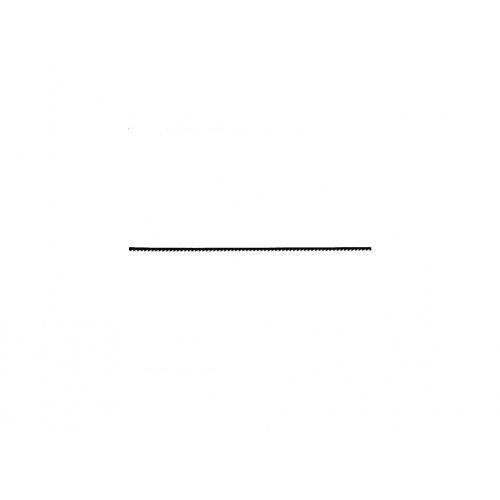 list lupen. na kov 130mm jemný 302-71M-12P (12ks) BAHCO