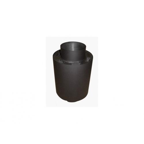 výměník tepla III pr.150/530/630mm  (4průduchy) ČER