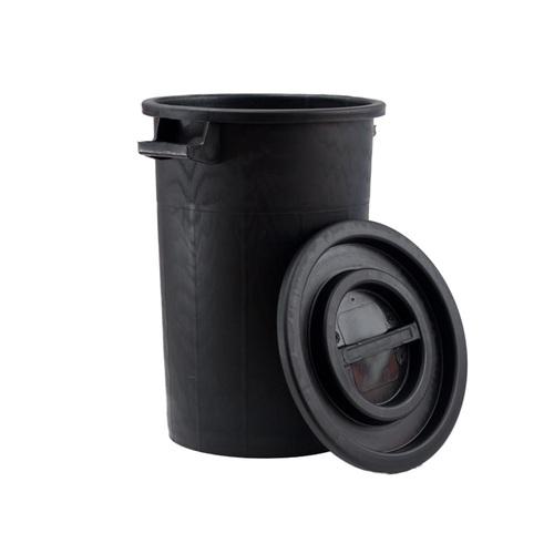 ALDOTRADE Sud nádoba na vodu s víkem černá