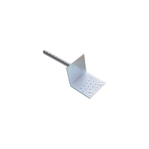 patka kotvicí do země 14-03 120x100mm BV/P Zn