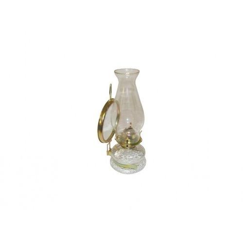 lampa petrolejová zrc.s cylindrem EAGLE 31,5cm