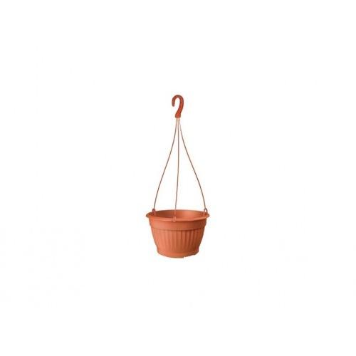 květináč TERRA 23 v.14cm TE (R624) závěsný