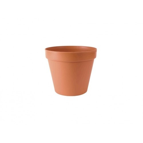 květináč GLINKA 17 v.14,5cm TE (R624) imitace hliněného květináče