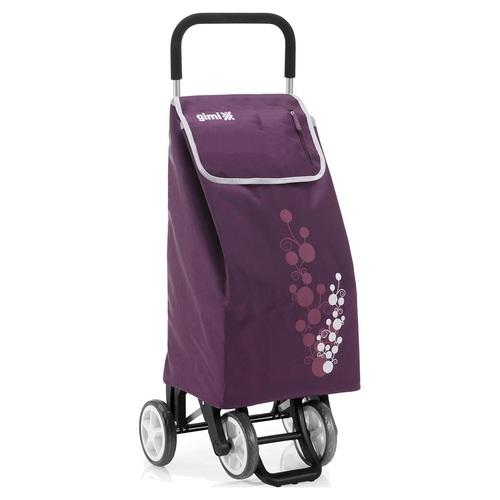 taška nákupní TWIN 56l, nosnost 30kg FI