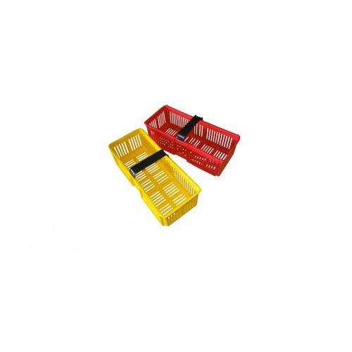 košík na ovoce 38x16x15cm PH mix barev