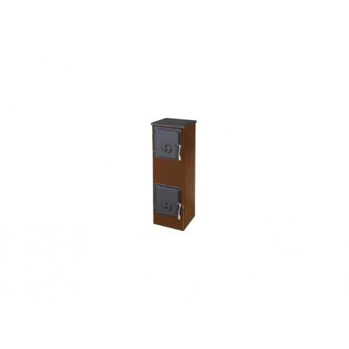 kamna KERPEN 2U4P b,5kW,HN,zv,pr.120mm