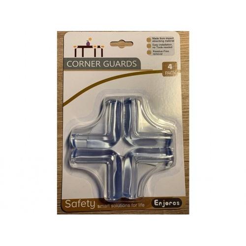 chránič nábytkových rohů PVC  (4ks)