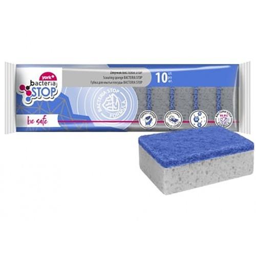 houbička na nád.antibakt. PROTECT 9x6x3cm (10ks) PRESTIGE