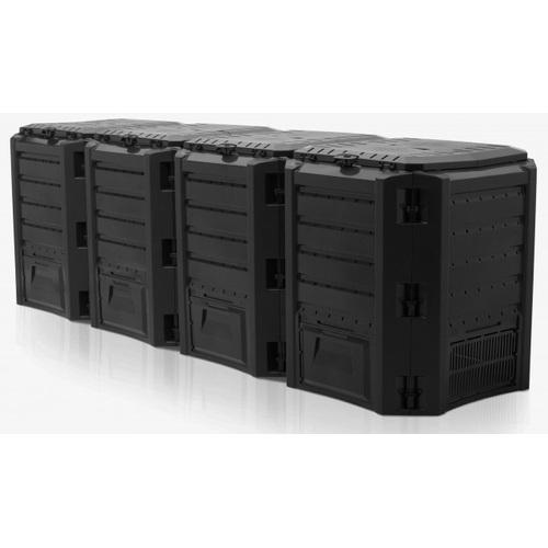 Kompostér Prosperplast Compogreen 1600l černý