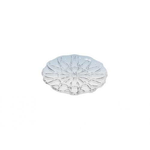 tác krystal kulatý 28cm imitace skla PH
