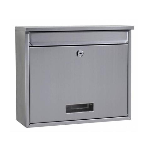 Nerezová poštovní schránka MICHAL