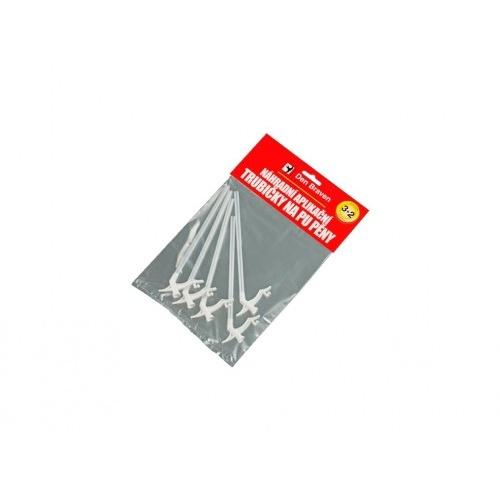 trubička aplikační pro PUR pěny (5ks)