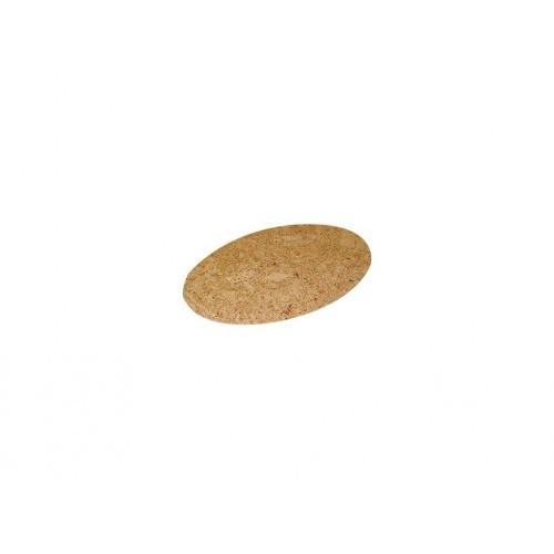 prostírání kruh 15cm hladký korek      (6ks)