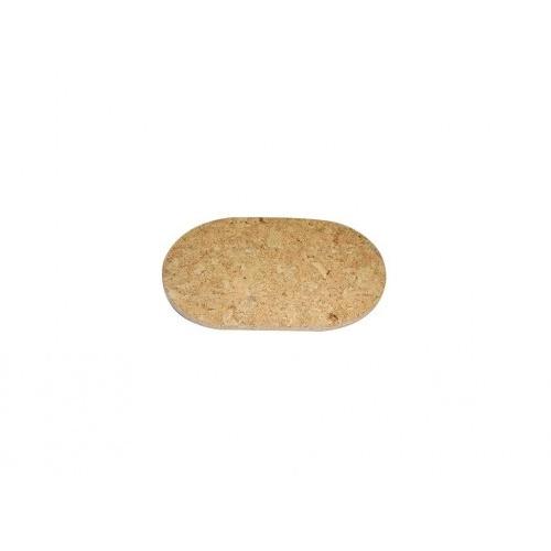 prostírání ovál 29x19cm korek      (6ks)