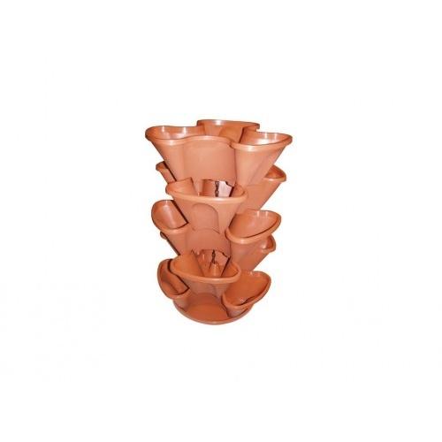 kaskáda závěsná 5 dílná pr.35cm mix barev