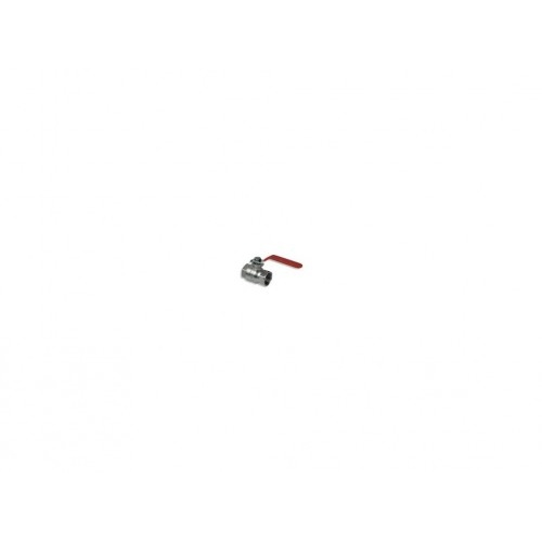 kohout kulový plnoprůtočný - páka   1