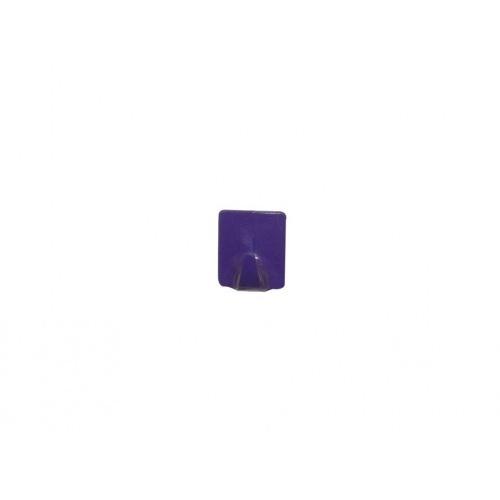 háček samolep.obdélník PH mix barev  (80ks)