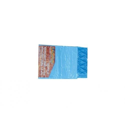 závěs koupel.UNI  180x180cm PVC + 12 háčků, mix barev