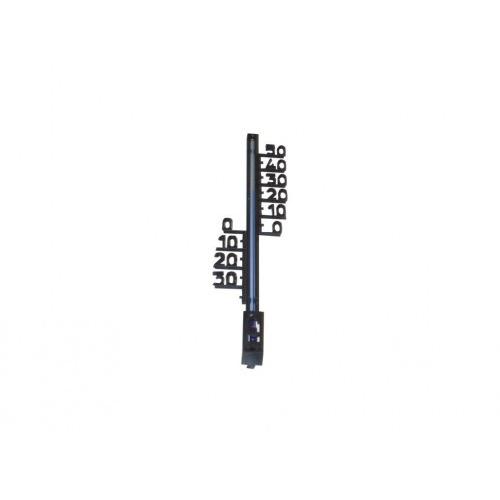 teploměr venkovní 27cm s hmoždinkou PH 12.6003.01.09