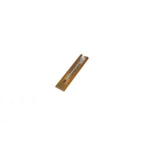 teploměr pokojový 20cm dřev.+ kov.12.1016