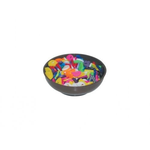 rozlišovač klíčů PH v misce, mix barev   (300ks)