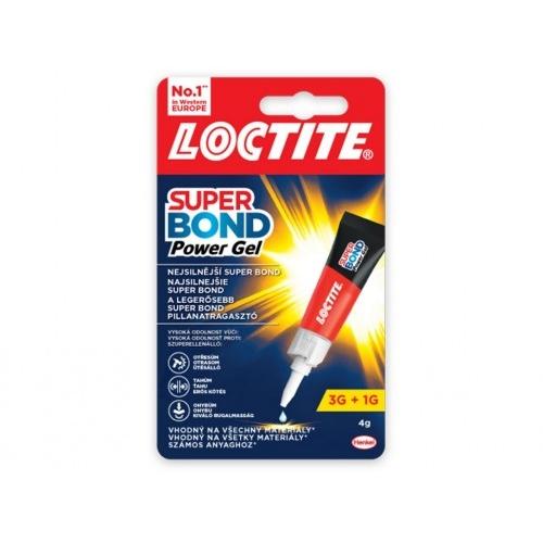 lepidlo vteřinové 3g gel SUPER ATTAK POWER