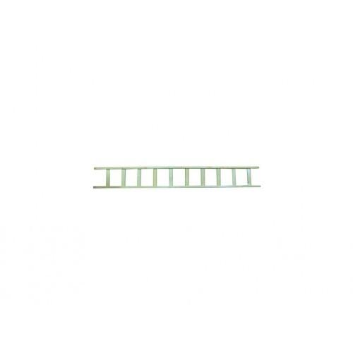žebřík dřevěný 3m
