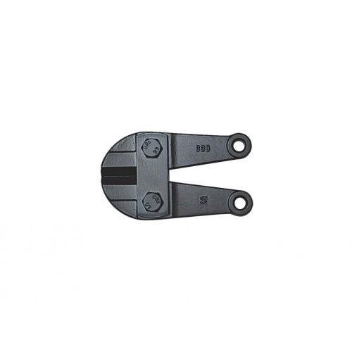 nůž náhradní 270NN/630mm A  ZBIROVIA