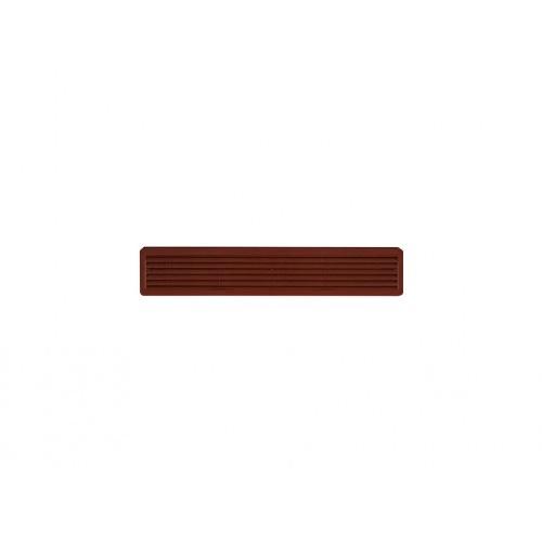 mřížka větrací dveřní PH 500x 90mm HN  (2ks)