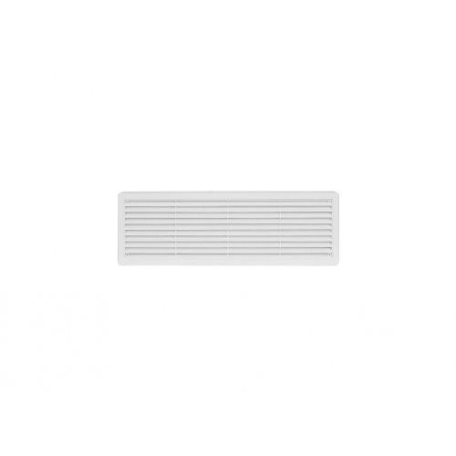 mřížka větrací dveřní PH 400x130mm BÍ  (2ks)