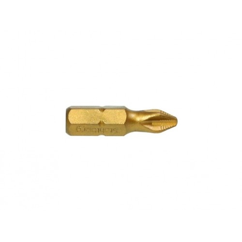 bit nástavec PHILLIPS TITAN 2  25mm S2 (10ks)