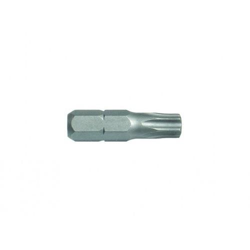 bit nástavec TORX s dírkou 30  25mm S2 (10ks)
