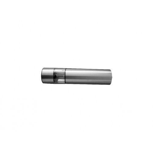 mlýnek na pepř elektrický 22cm akryl+nerez
