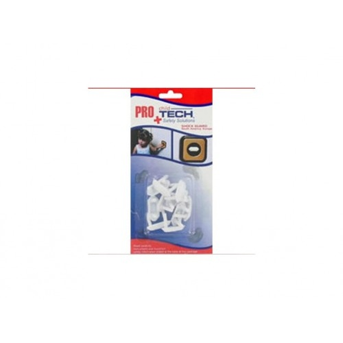 záslepka el. zásuvky podélná (12 ks) + klíč PROtech