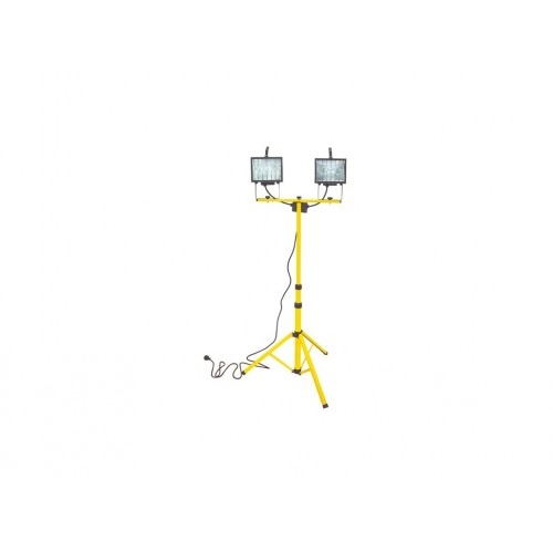 světlo halogenové 2x400W na stojanu