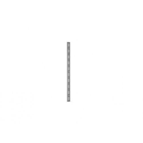 lišta dvojitá 2000mm BÍ  WLD2000b