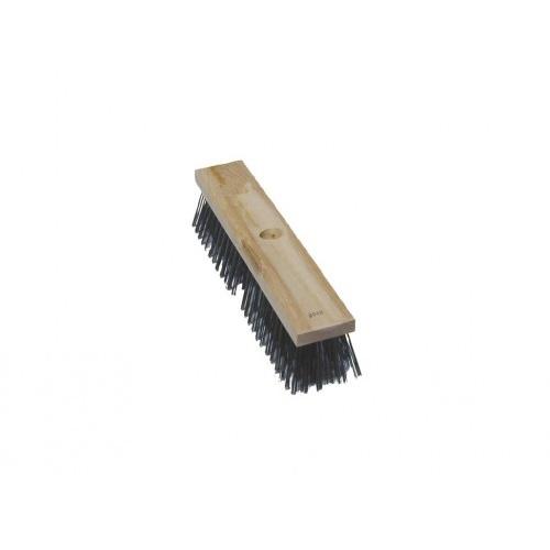 kartáč silniční 35x7cm na hůl dřev., drát 0,4mm  2208