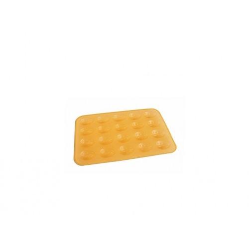 forma na ořechy 20ks 27,5x18,5x1,3cm silikon