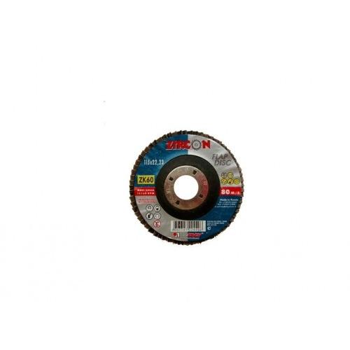 kotouč lamelový 115x22,23mm zr.60 zirkonový