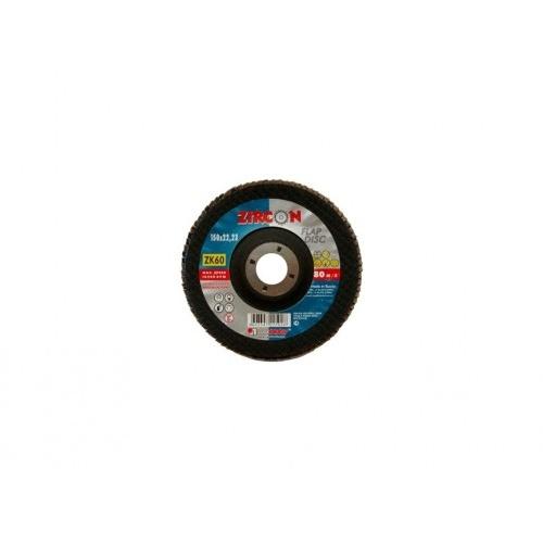 kotouč lamelový 150x22,23mm zr.60 zirkonový