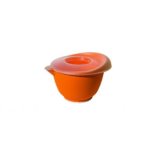 mísa šlehací s víkem 23cm (3,5l) PH s gumou, mix barev