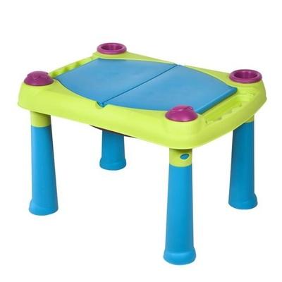 KETER Dětský kreativní stolek se stoličkami