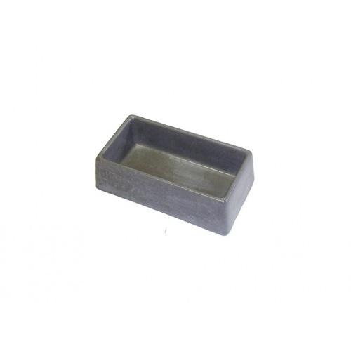 miska obdélník 245x135x75mm beton   (85)